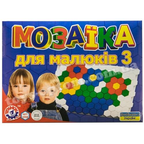 """0908 Игрушка """"Мозаика для малышей 3 ТехноК"""""""