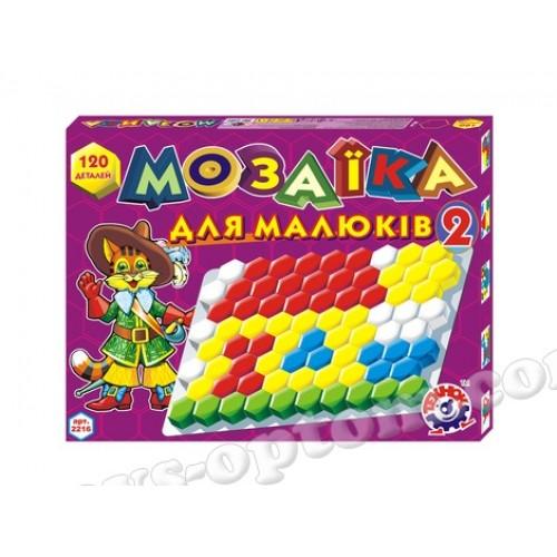 """2216 Игрушка """"Мозаика для малышей 2 ТехноК"""""""