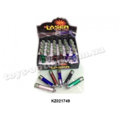 A677 FLASH LIGHT 24PCS/BOX