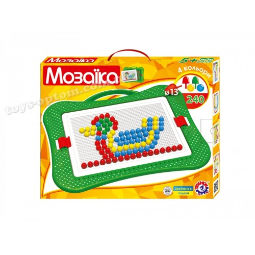 """3374 Игрушка """"Мозаика 5 ТехноК"""""""