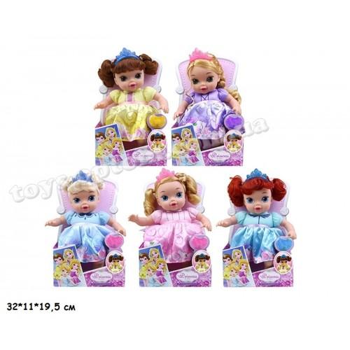 78446 Кукла Ardana 30см A371A принцесса 5в.кор.32*11*19,5 /24/