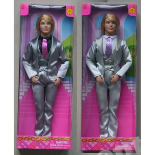 62759 Кукла DEFA 28 см 8192 парень 2цв.кор 12*5,5*32 ш.к./96/