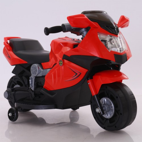 Эл-мобиль T-7215 RED мотоцикл 6V4AH мотор 1*12W 86*44*52 /1/