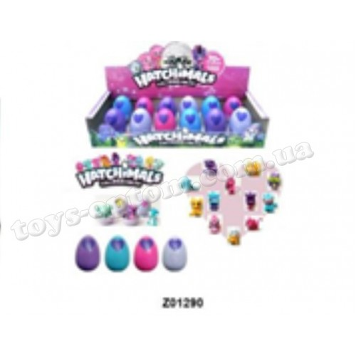 "271003 1.2-2""HATCHIMALS 12PCS/BOX"