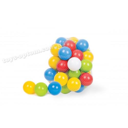 """4333 Игрушка """"Набор шариков для сухих бассейнов ТехноК"""""""