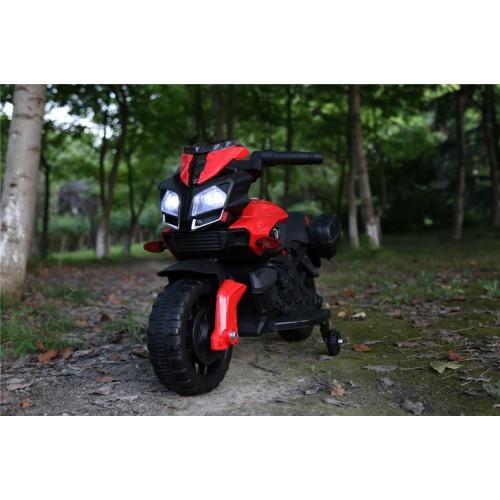 Эл-мобиль T-7218 EVA RED мотоцикл 6V4.5AH мотор 1*15W 90*42*59 /1/