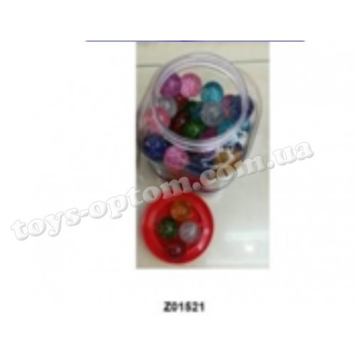 A1777 3.2CM BOUNCE BALL 60PCS/BUCKET