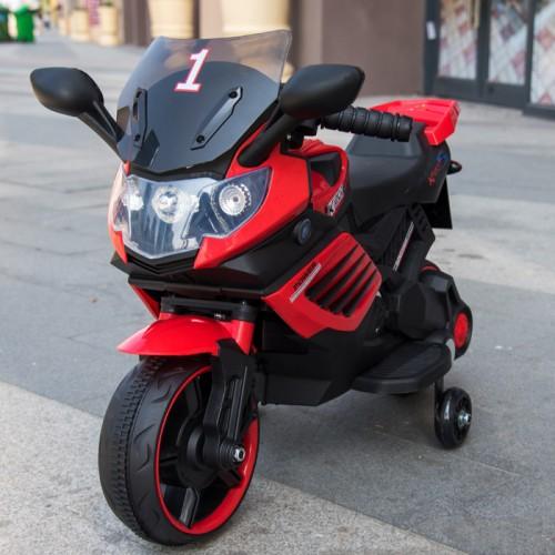 Эл-мобиль T-7210 EVA RED мотоцикл 6V4.5AH мотор 1*15W 77*38*50 /1/