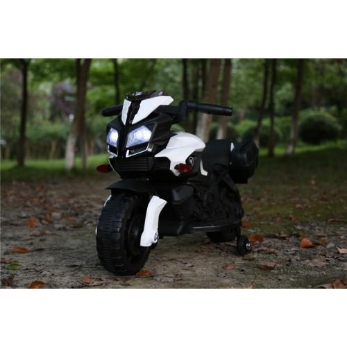 Эл-мобиль T-7218 EVA WHITE мотоцикл 6V4.5AH мотор 1*15W 90*42*59 /1/