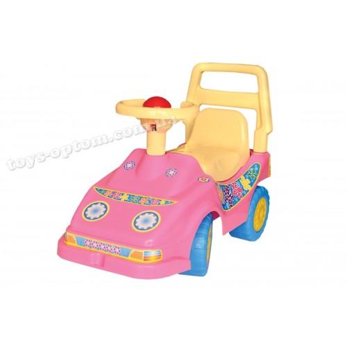 """1196 Игрушка """"Автомобиль для прогулок Эко """""""