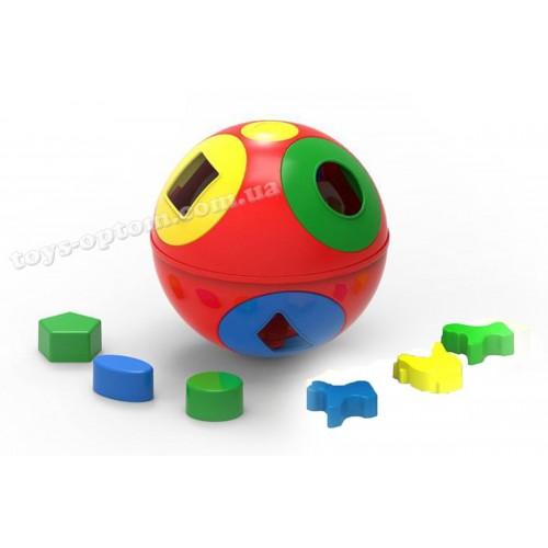2926 Игрушка «Умный малыш Колобок »