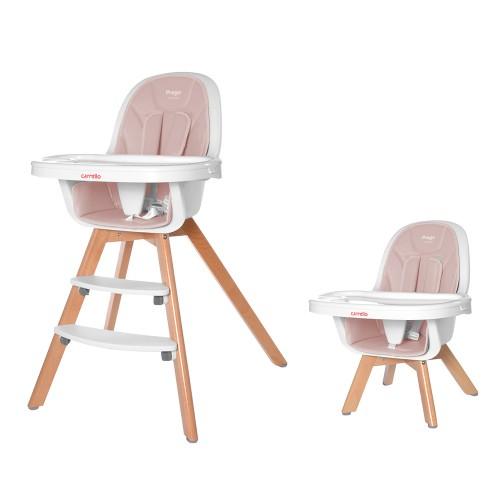 Стульчик для кормления CARRELLO Prego CRL-9504 Lavender Pink /1/