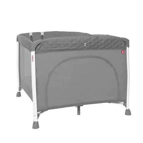 Манеж CARRELLO Cubo CRL-9205 Silver Gray /1/ MOQ