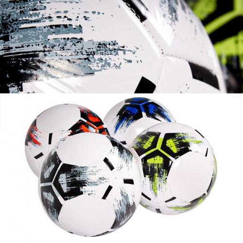 Мяч футбольный BT-FB-0254 PVC 310г 4цв./30/