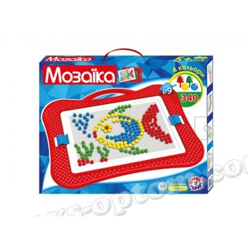 "3367 Игрушка мозаика ""Мозаика 4 ТехноК"""