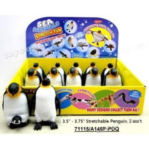 """68452 Пингвин Гонконг A145P-PDQ тянучка 3,5-3,75"""" 2в.24 шт.в кор.17*13*14 /6/144/"""
