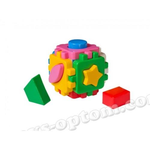 """1882 Игрушка куб """"Умный малыш Мини ТехноК"""""""