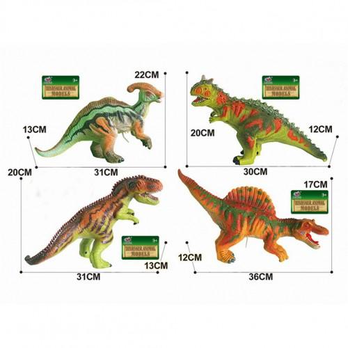 Динозавр Q9899-503A гум.звук.4в.муз.кул.34*10*21 /48/