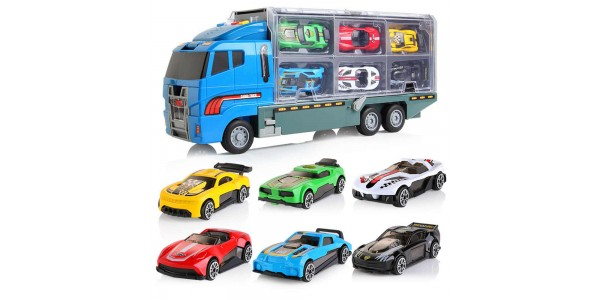 Машинки, мотоциклы, спецтранспорт