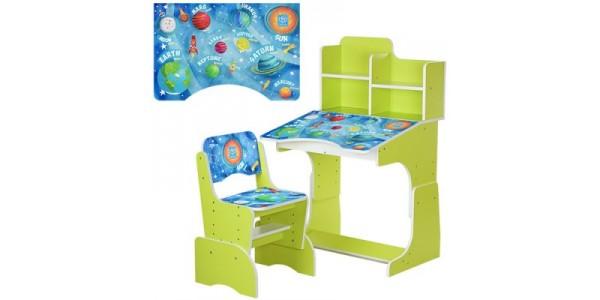 Парты, столы, стулья